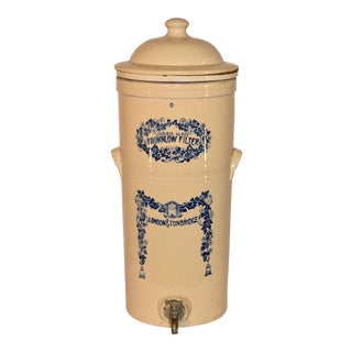 19th C Brownlow Water Filter For Sale