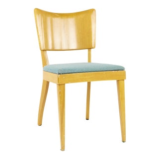 Heywood Wakefield Mid Century Desk Dining Chair For Sale