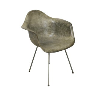 Herman Miller Early Charles Eames Rope Edge Shell Chair For Sale