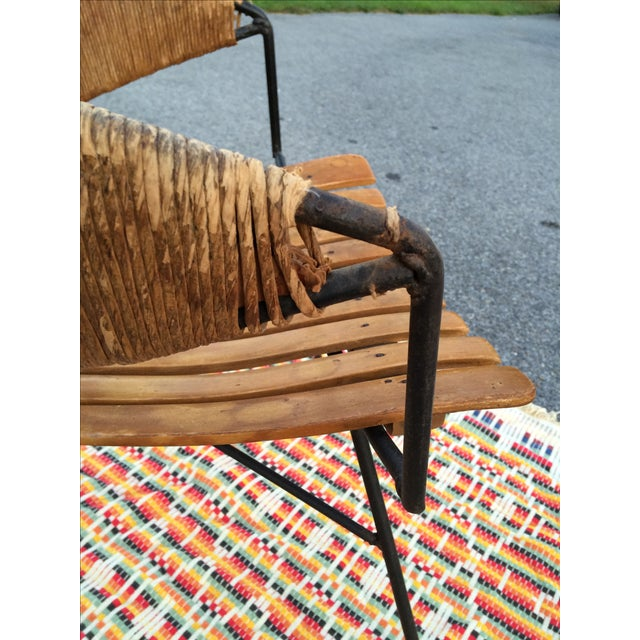 Arthur Umanoff for Raymor Lounge Chair For Sale - Image 9 of 11