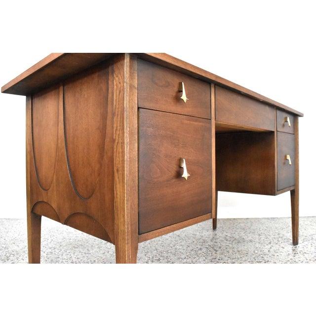Mid-Century Modern Broyhill Brasilia Desk - Image 6 of 9