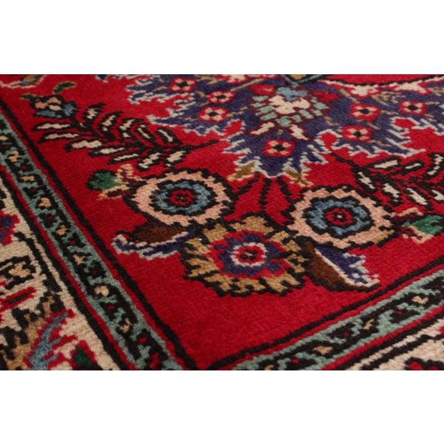 "Vintage Persian Rug - 10'1"" x 12'7"" - Image 2 of 2"