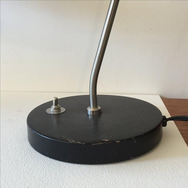 Vintage 1970s Black Desk Lamp - Image 5 of 11