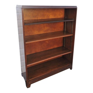 Bookcase Bookshelf Display Cabinet by Nucraft of Grand Rapids For Sale