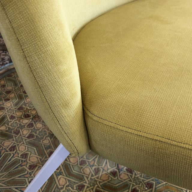 Metal New Lola Accent Chair by Triva Furniture For Sale - Image 7 of 8