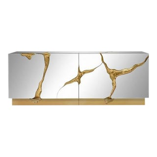 Covet Paris Lapiaz Credenza For Sale