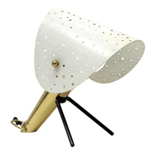 1950s Petite Table Lamp by Ernest IGL For Sale