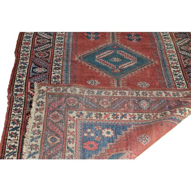 Antique Heriz Persian Rug Runner 3 X 910 Chairish