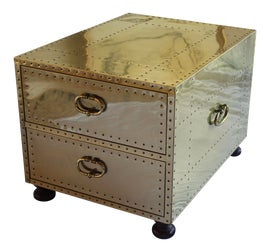 Image of Art Deco Trunks and Blanket Chests