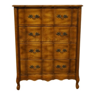 "20th Century Harmony House Country French Style 34"" Chest of Drawers - 62404-4 For Sale"