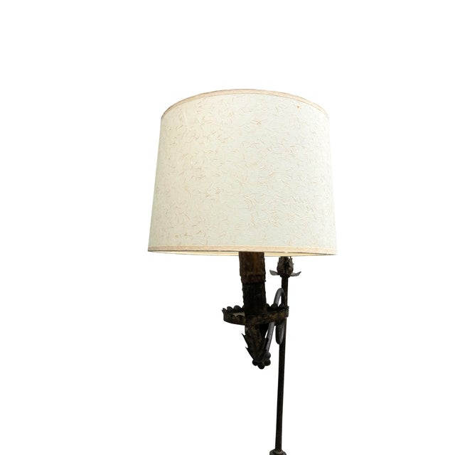 Vintage Floor Lamp For Sale - Image 4 of 5