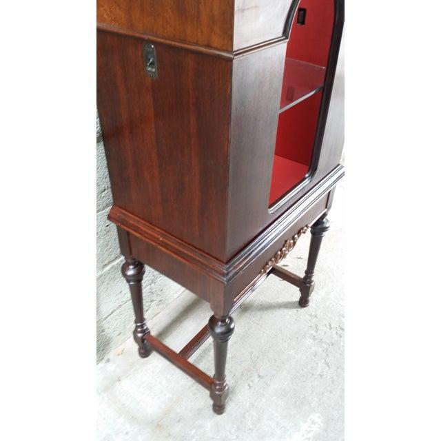 Vintage Radio Cabinet - Image 6 of 7