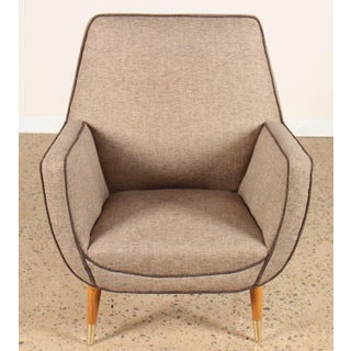 Pair of Italian Mid-Century Modern Chairs Preview