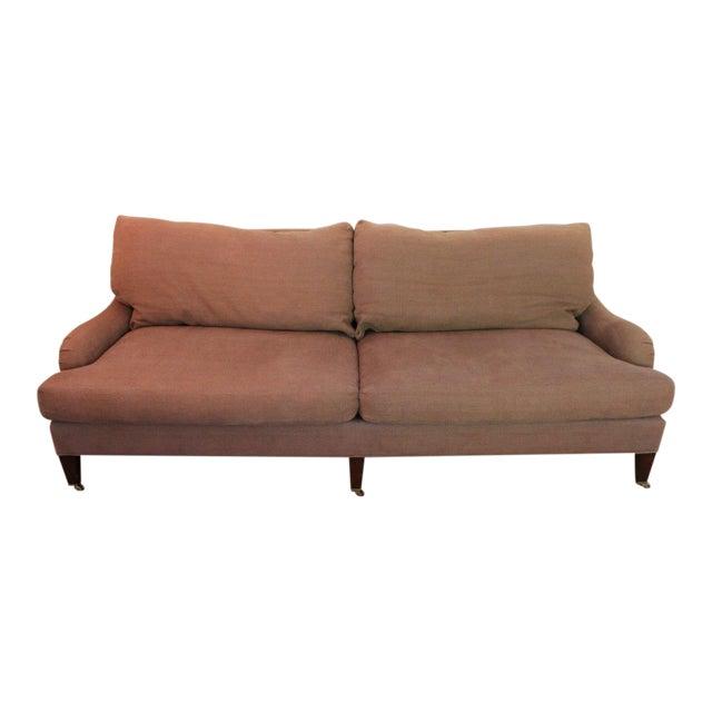 Crate & Barrel Essex Sofa For Sale
