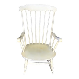 On Sale - 1960s Vintage Rocking Chair - Dent Brothers For Sale