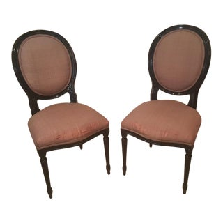 Weiman Parlor Chairs - a Pair