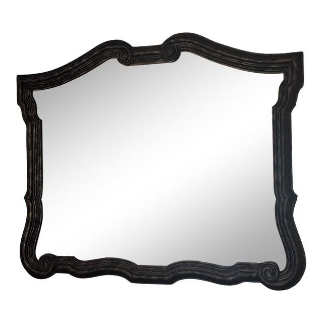 Bernhardt Avignon Large Landscape Mirror For Sale