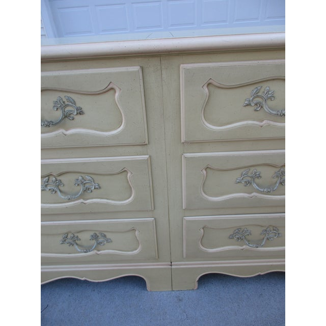 Baker Furniture Side-By-Side Double Chest of Drawers For Sale - Image 6 of 11