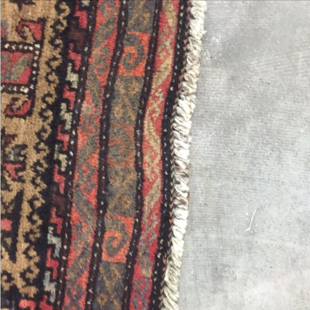 Traditional Baluchi Persian Rug - 2'6 x 3'6'' - Image 7 of 7