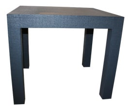 Image of Linen Accent Tables
