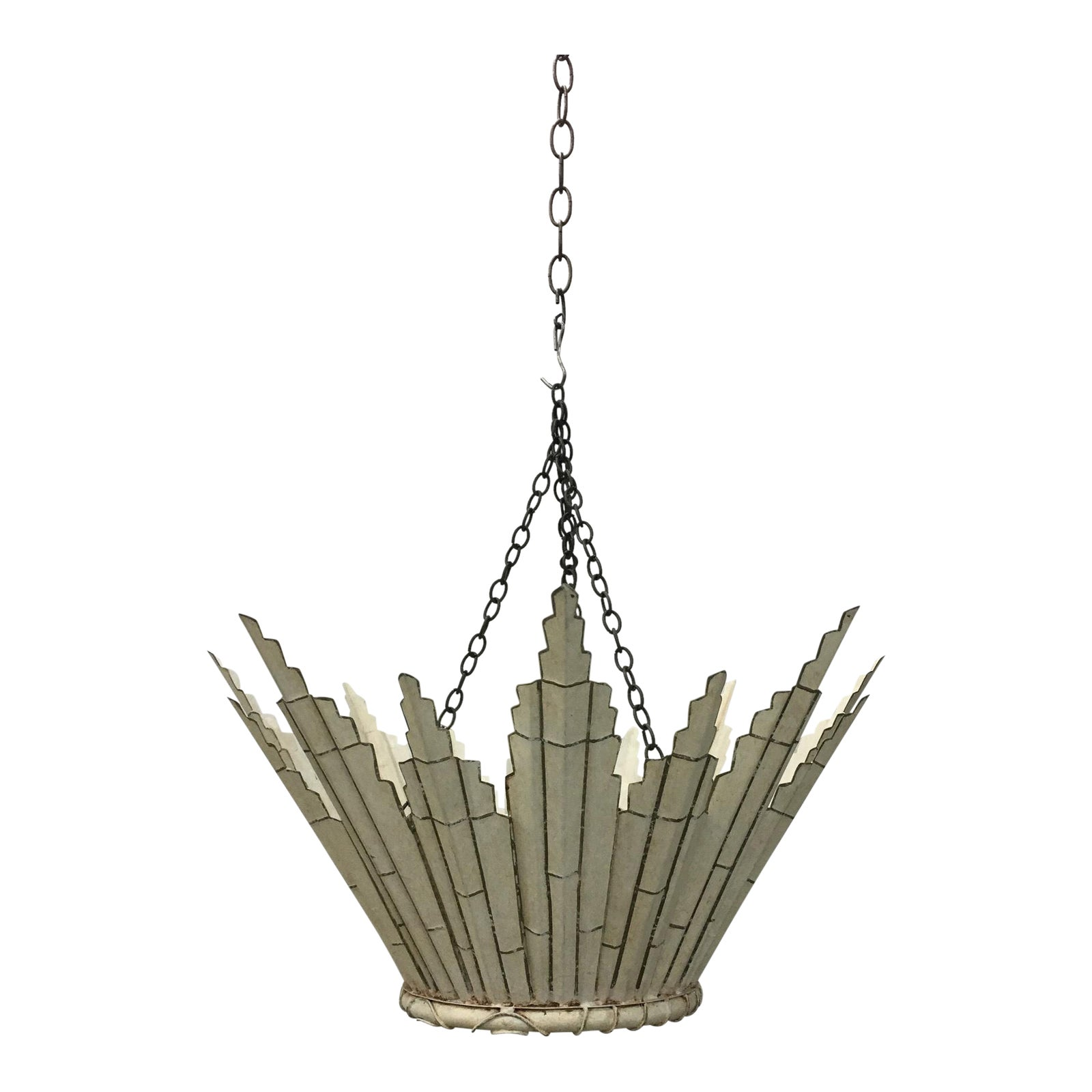 lamp product chandelier five light art steampunk deco geometry s black ceiling ceilings factory gold alternate