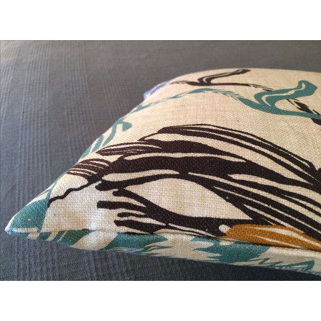 Missoni Home Designer Mezewele Throw Pillow For Sale In Kansas City - Image 6 of 11