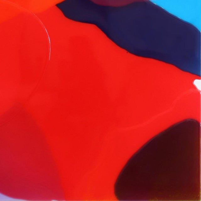 """2010s """"Tailwind 1"""" Original Artwork by Ricky Hunt For Sale - Image 5 of 10"""