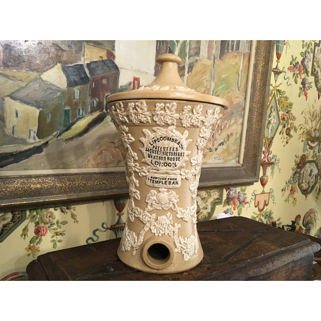 19th Century Antique English Water Filter For Sale - Image 13 of 13