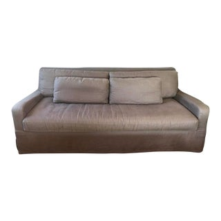 Belgian Slope Arm Sofa - Restoration Hardware For Sale