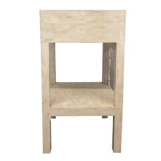 Bone Inlay Tall Side Table Preview