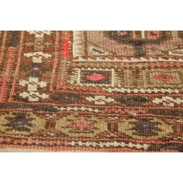Vintage Baluchi Persian Rug - 2′5″ × 3′9″ - Image 6 of 6