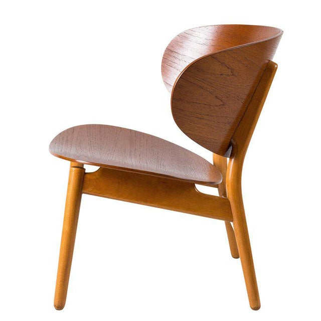 "Hans Wegner ""Shell"" Chair Model FH-1936 - Image 5 of 10"