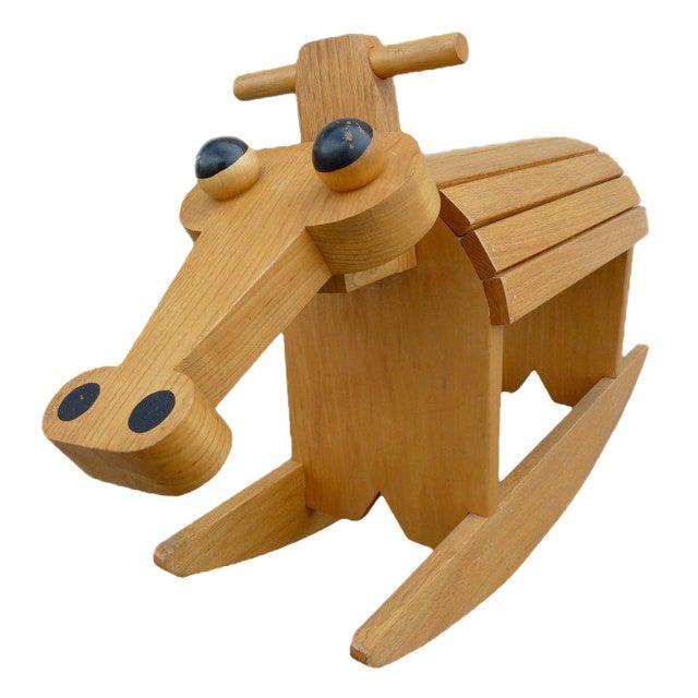 Stylized Rocking Horse - Image 1 of 5