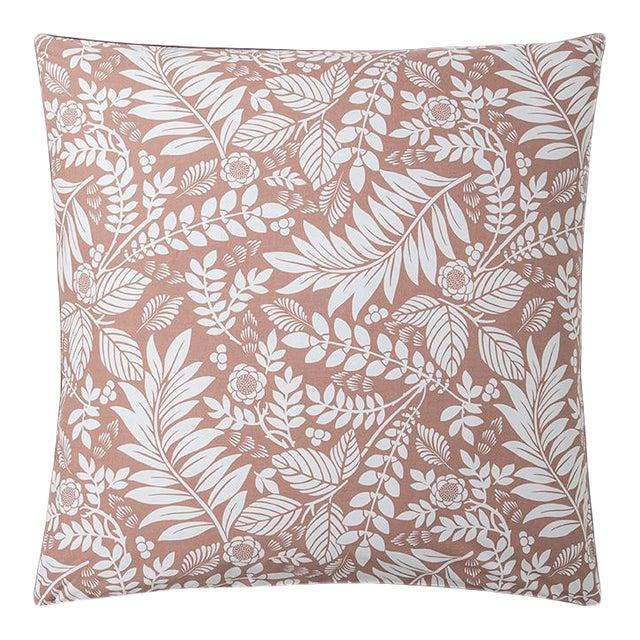 Alexandre Turpault L'ile Rousse Pillow Sham, Euro For Sale