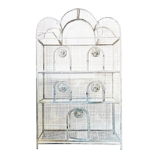 Victorian Bird Cage For Sale
