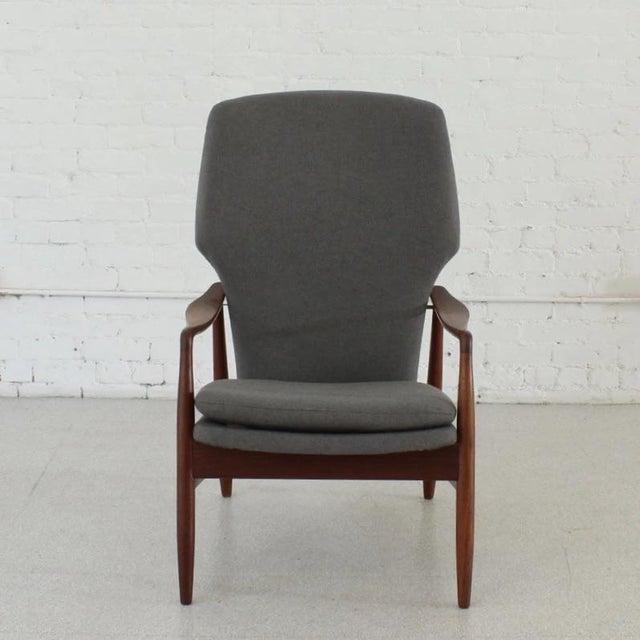 Finn Juhl Vintage Finn Juhl Model 1 Lounge Chair For Sale - Image 4 of 7