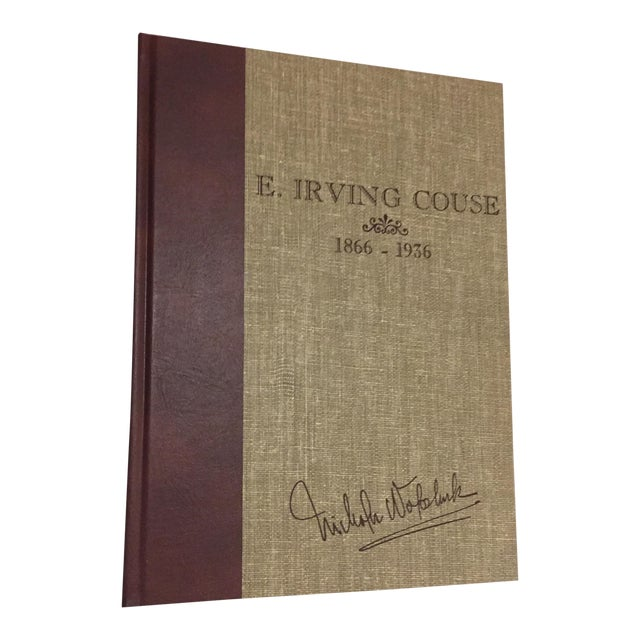 Late 20th Century Vintage Art Book, E. Irving Couse 1866-1936 by Nicholas Woloshuk, Limited and Signed Edition For Sale