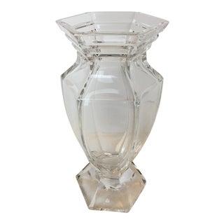 Waterford Odessa Crystal Flower Vase For Sale