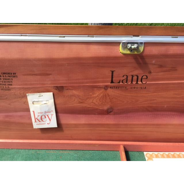 Walnut Lane Sweetheart Hope Chest For Sale - Image 7 of 11