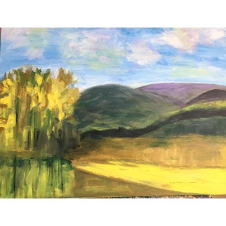 """""""In the Valley"""" Painting For Sale"""