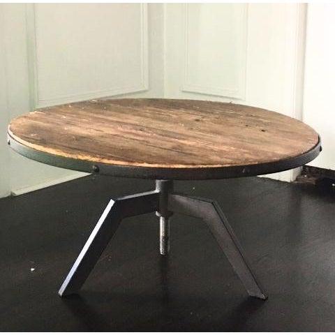 Rustic Modern Coffee Table - Image 2 of 5
