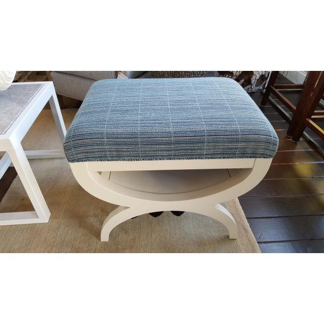 Incredible Vanguard Furniture Burrel Ottoman Ibusinesslaw Wood Chair Design Ideas Ibusinesslaworg