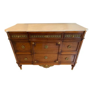 Louis XVI Style Commode For Sale