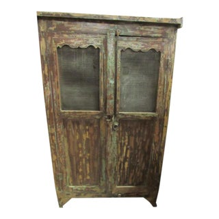 Vintage Amp Used Country Storage Cabinets And Cupboards