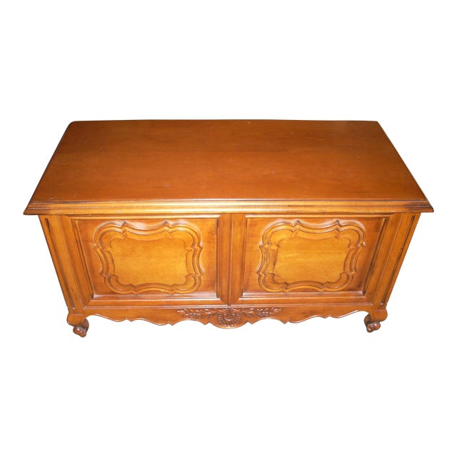 Pierre Deux French Blanket Chest - Image 1 of 9