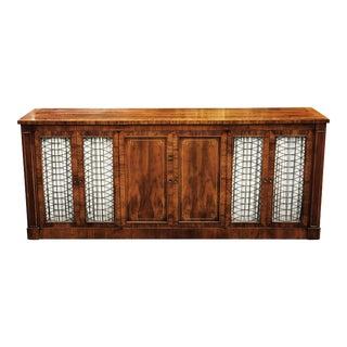 1960s Mid-Century Modern John Widdicomb Credenza/Sideboard For Sale