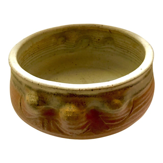 Hand Thrown Studio Pottery Bowl For Sale