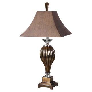 Large Regency Lamp For Sale