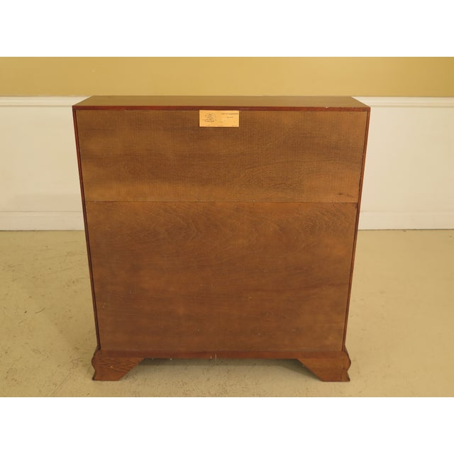 Henkel Harris Model #6001 Cherry Slant Front Desk For Sale - Image 11 of 13