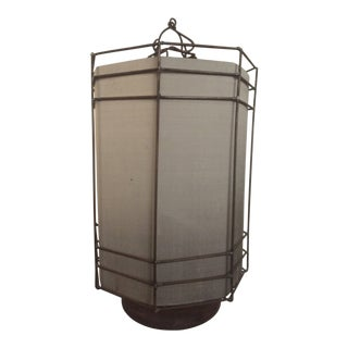 Modern Zen Lantern For Sale